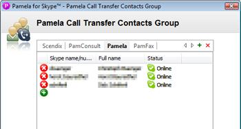 Graba tus llamadas con Pamela para Skype