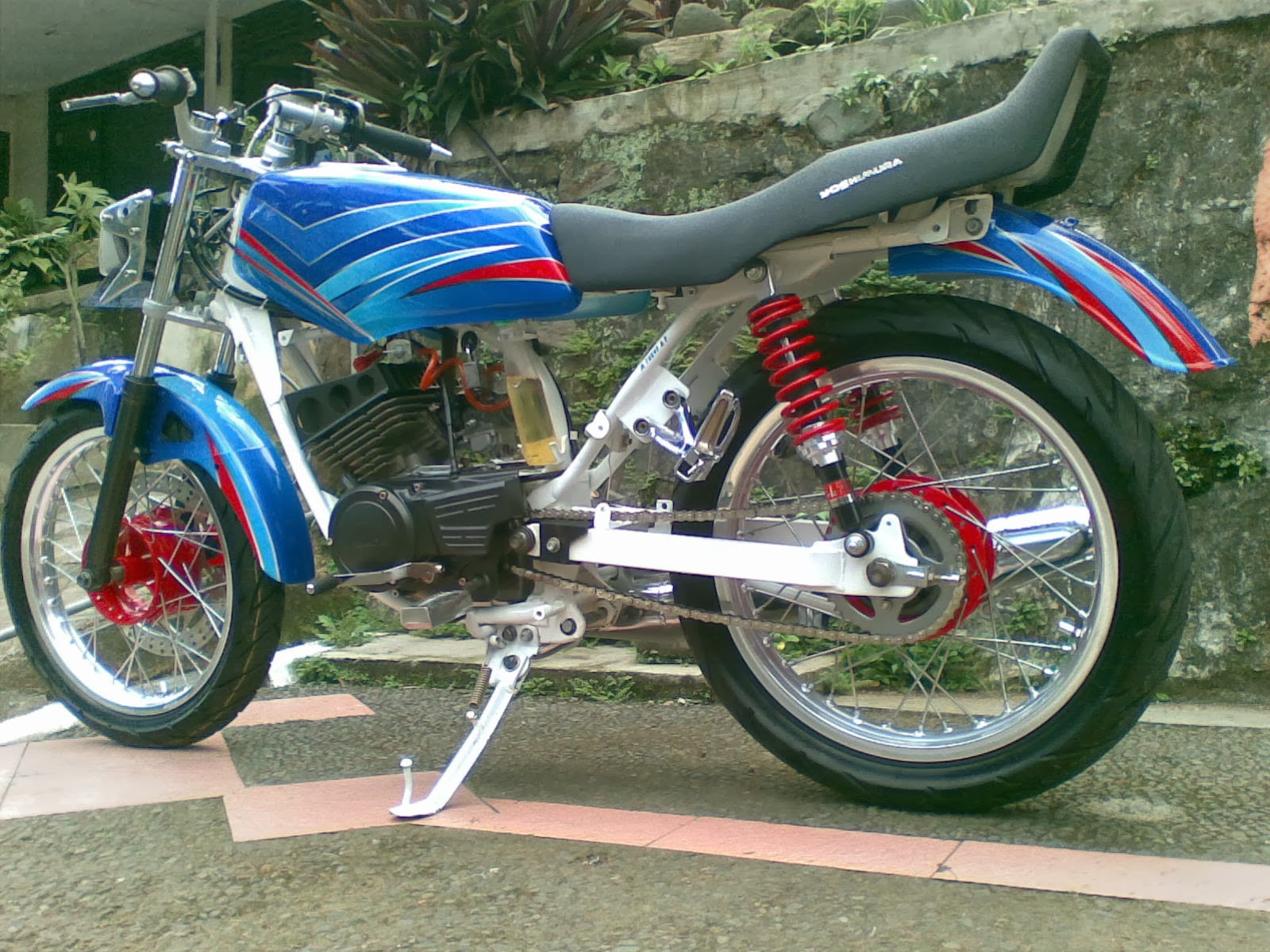 Modif Motor Rx Kingcom
