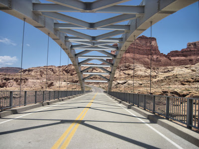 Hite Crossing Bridge - Hwy 95, Utah