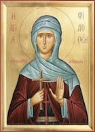 St Philothei of Athens