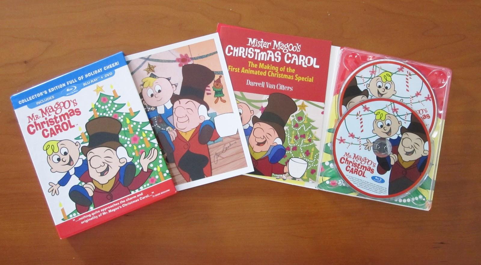 Mr. Magoo\'s Christmas Carol: Gift Giving Guide