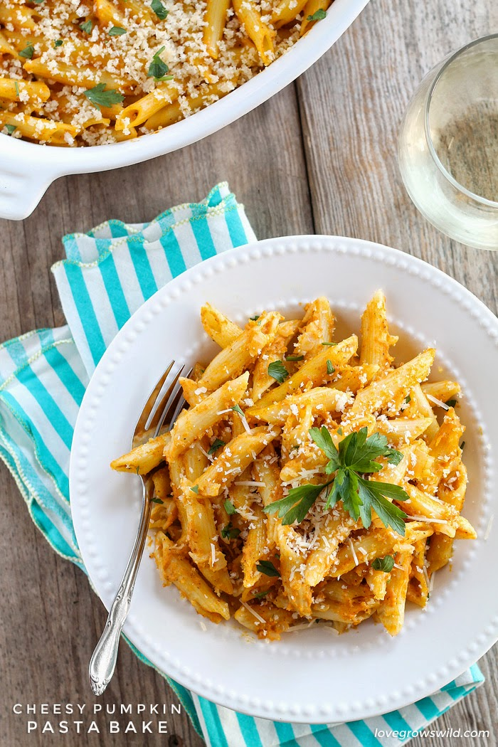 Perfect Pasta Dishes for Autumn | 10 of the most carb-a-licious dishes to grace your fall menus.