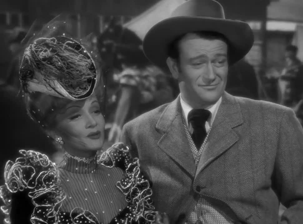 Los Usurpadores (1942) John Wayne (HD)