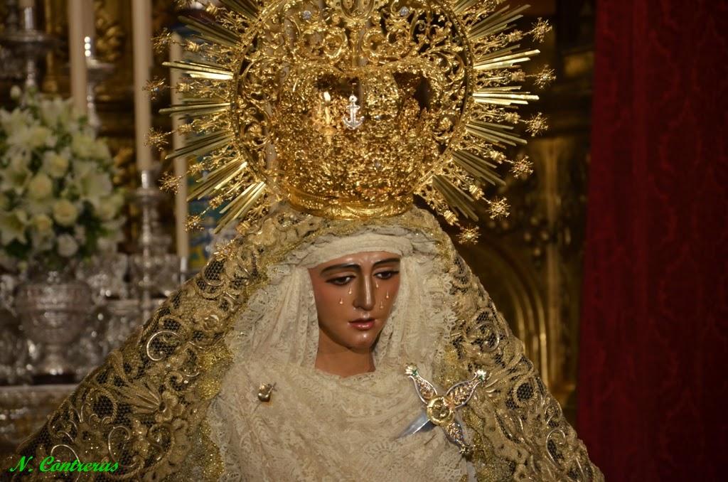 María Stma de la Esperanza - Triana - Sevilla