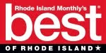 Voted Best of Rhode Island! (4 years in a row)