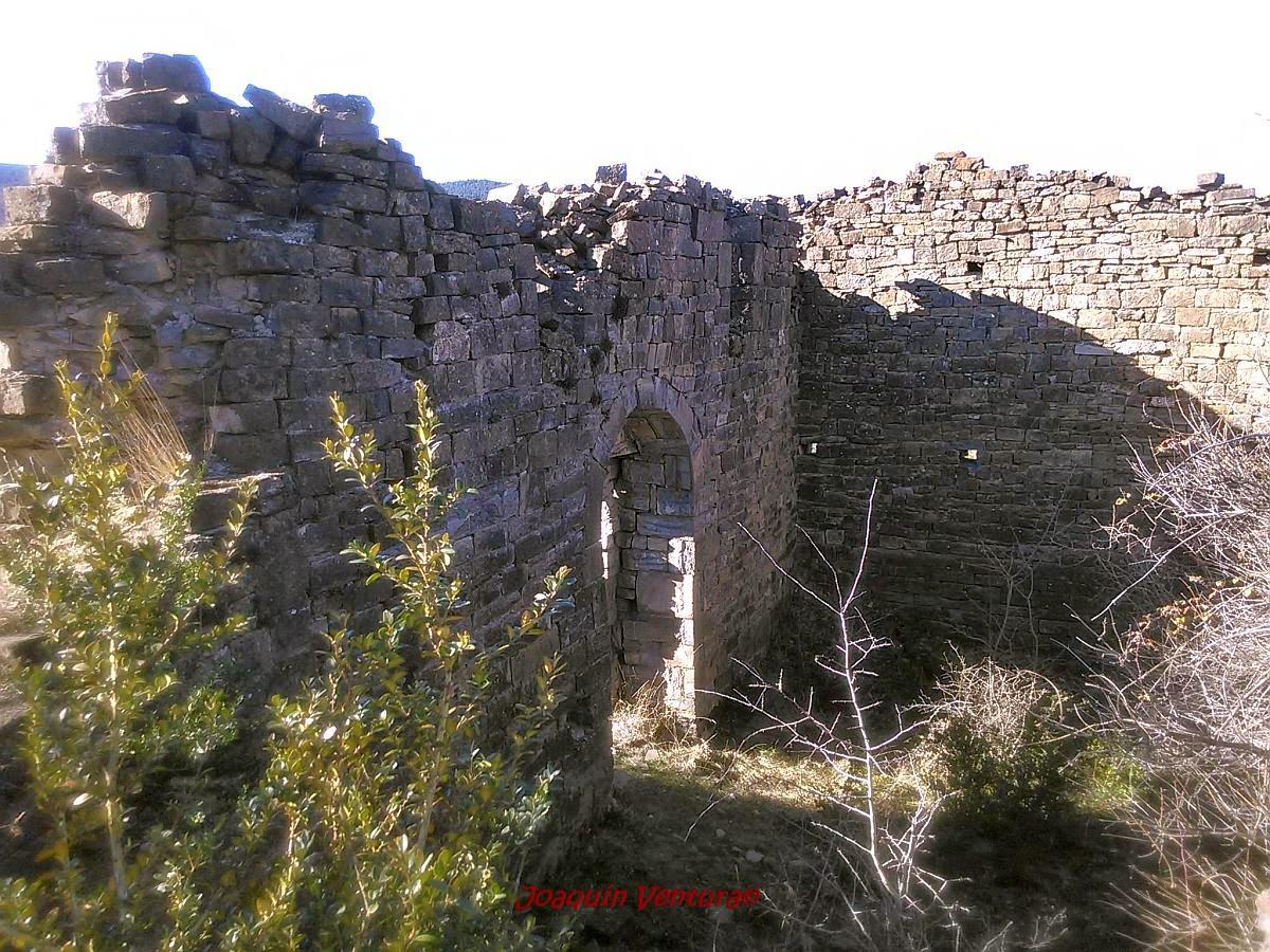 Interior de Santa María de Trujillo