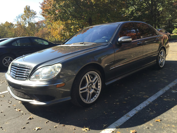 2006 mercedes benz w220 s55 amg benztuning for Mercedes benz s55