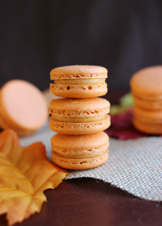 how to make macarons at home recipe