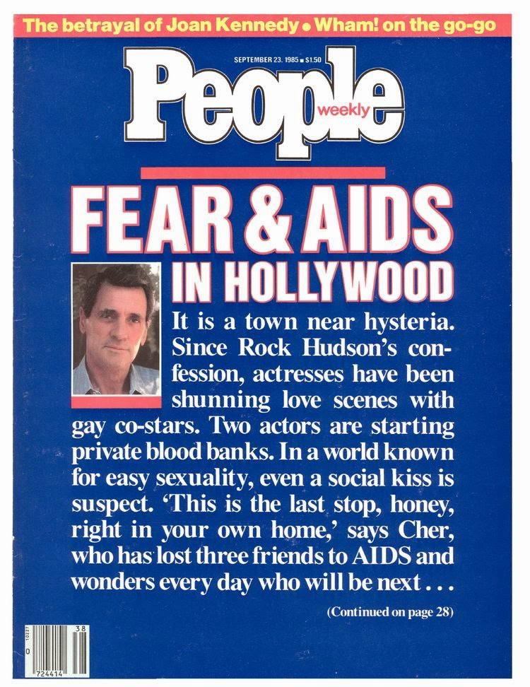 Aids Magazine Cover 23 People Magazine Covers