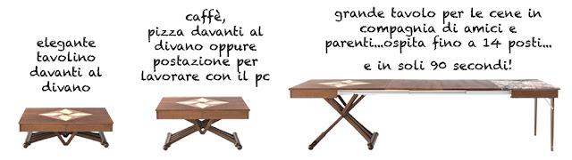 tavolo pieghevole lg lesmo