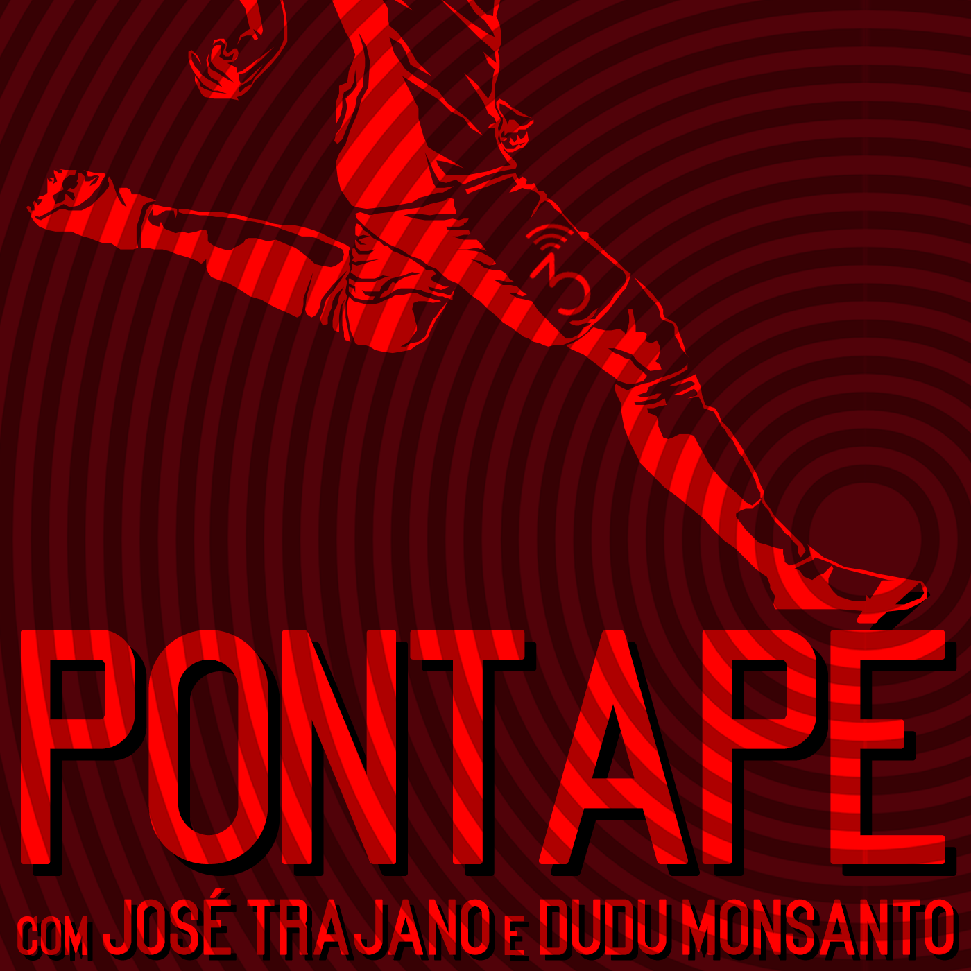 Podcast Pontapé