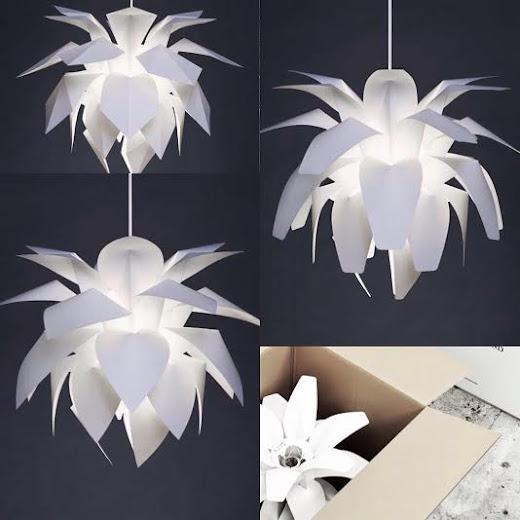 Clover loftslampe_Designerlamper_køb design lamper online - hurtig levering @houseofbk.com