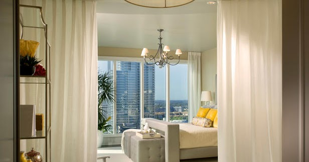 Modern Furniture 2013 Bedroom Window Treatment Ideas from