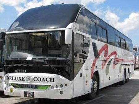 PTSC introduces Piarco to POS luxury bus service