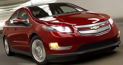 Chevrolet Volt Fuel Consumption