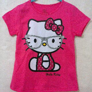 Baju Anak Karakter Hello Kitty Size 1 - 6 Y