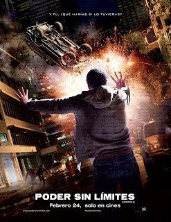 Poder Sin Límites (Chronicle) (2012)