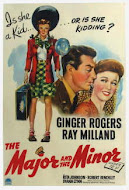 The Major and the Minor / Ray Milland and Ginger Rogers