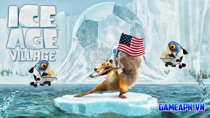 Ice Age Village v2.7.0 Mod (Unlimited Money) cho Android
