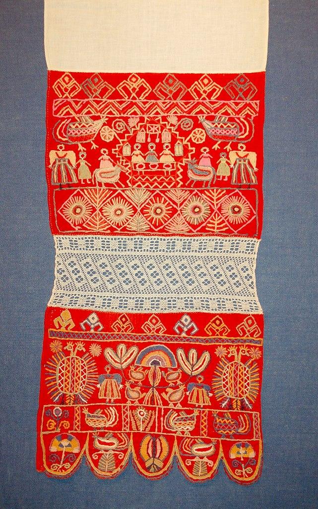 Виды вышивки традиционной 61