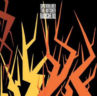 Radiohead - The Butcher/Supercollider vinyl single