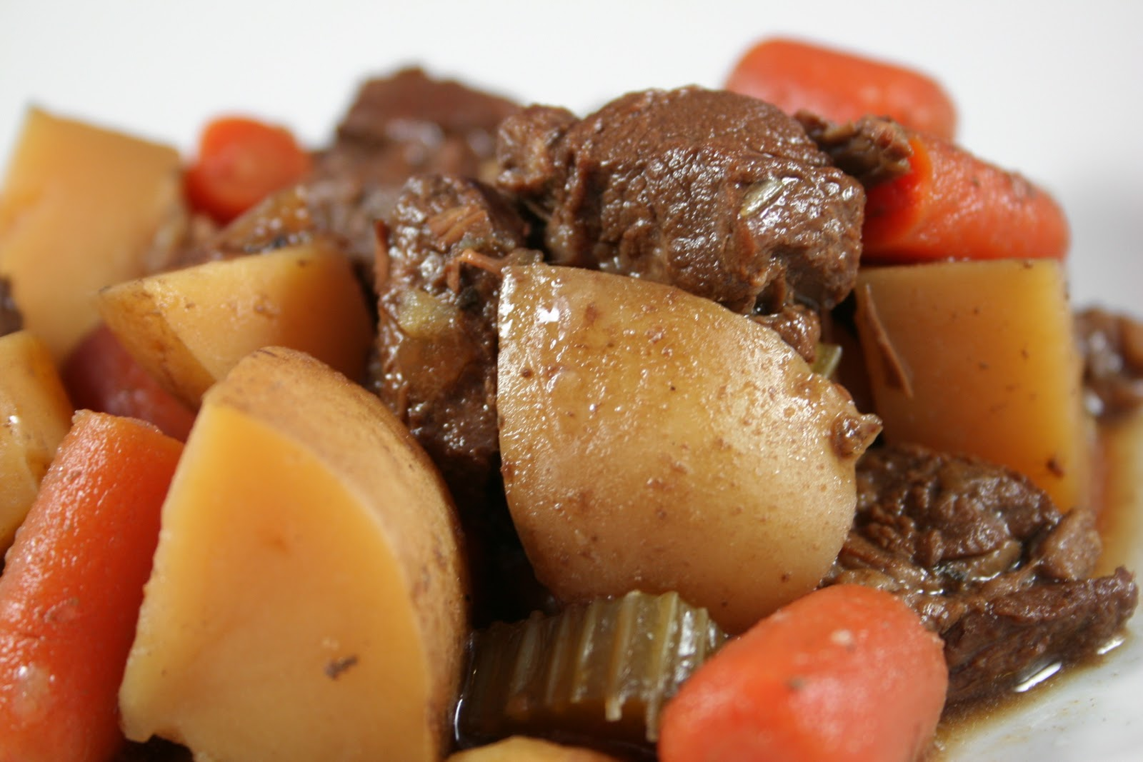 Crostini and Chianti: Guinness Beef Stew