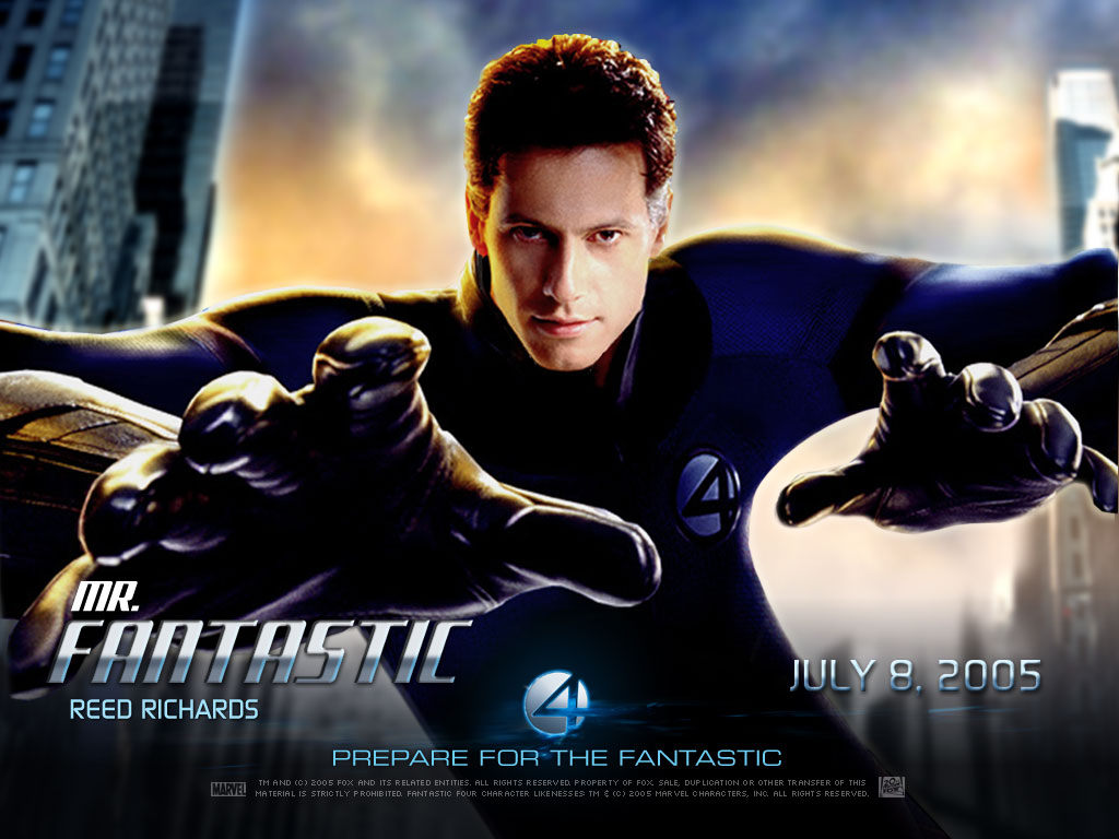 Fantastic 4 HD & Widescreen Wallpaper 0.455147325886651