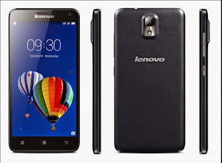 Smartphone Android Lenovo S580
