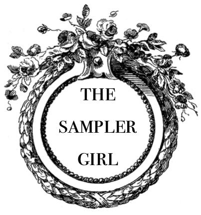 The Sampler Girl - a Maker's Journal