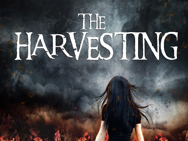 The Harvesting Cover-to-Cover Reveal