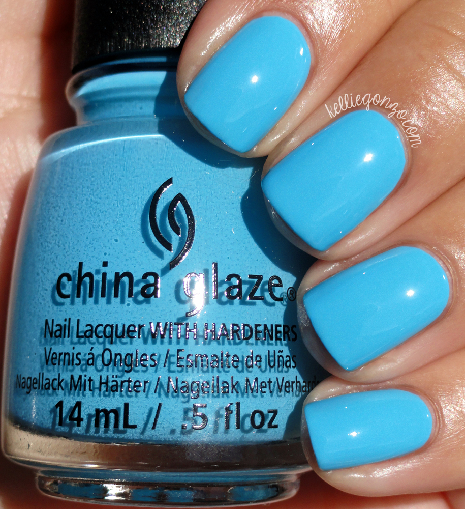 China Glaze UV Meant to Be Electric Nights