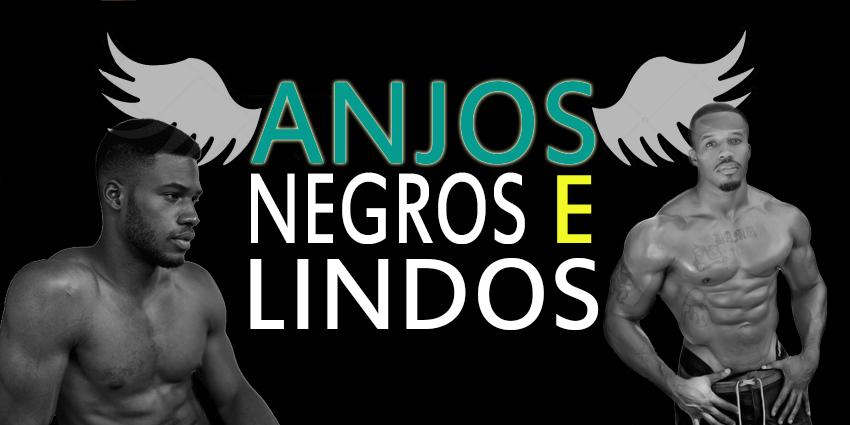 Anjos Negros e Lindos