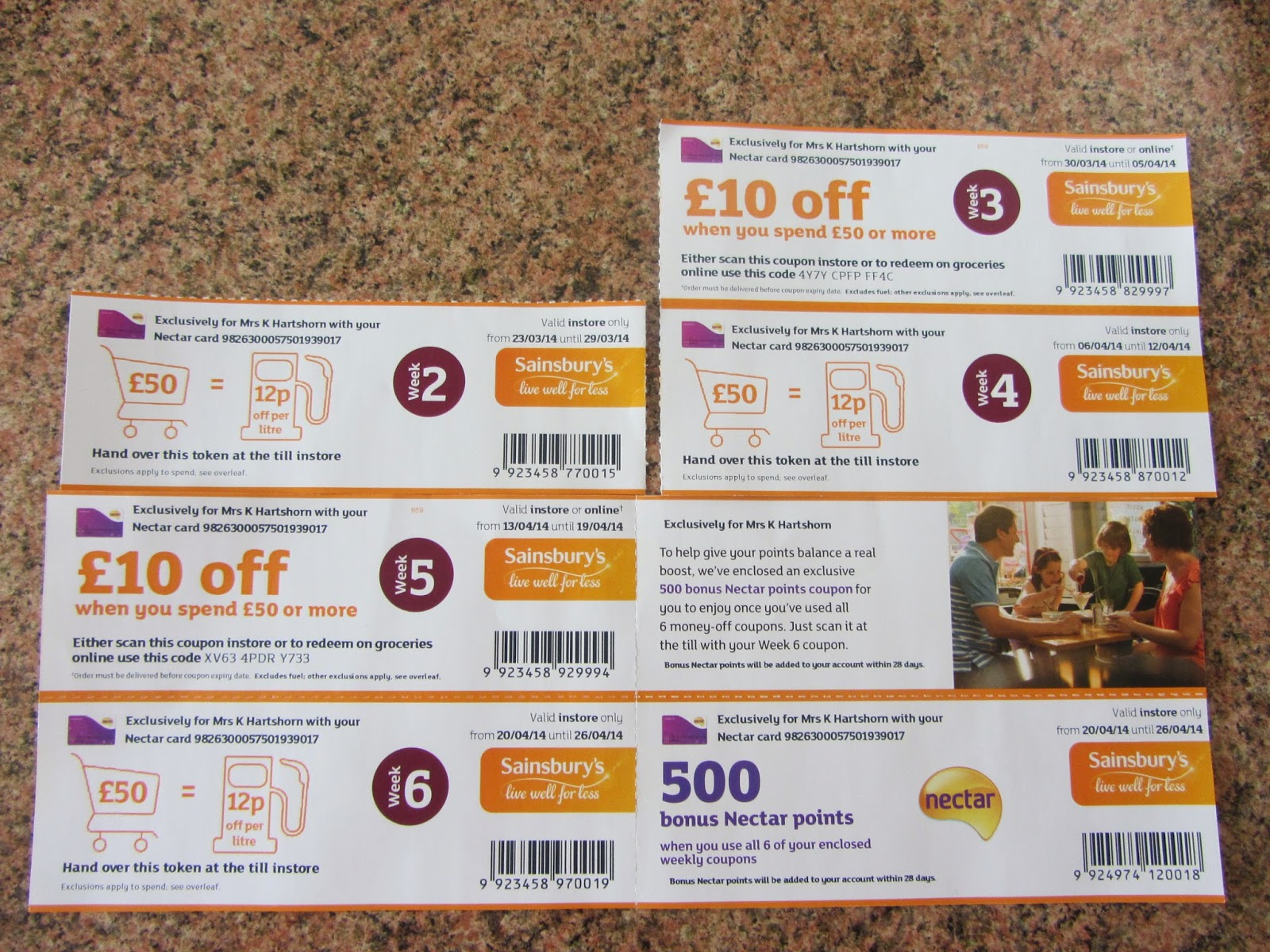 How to get sainsburys coupons