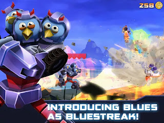 Angry Birds Transformers 1.6.31 Mod Apk (Unlimited Money)