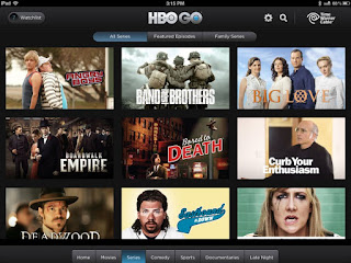 Availability of HBO Go in Xbox 360