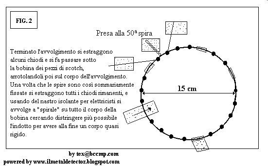 Schema Elettrico Piastra Induzione : Schema elettrico metal detector fare di una mosca