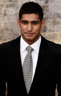 Pakistani British Boxer 'Amir Khan' - He has an impressive personality In Pakistan celebrities