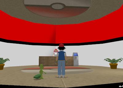 Pokemon 3D Terbaru