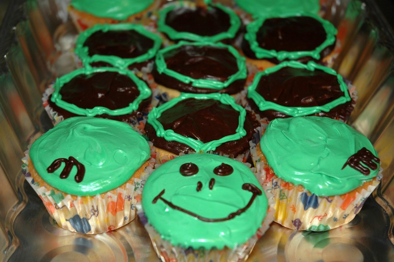 pull apart bread download image ninja turtle pull apart cupcake cake ...