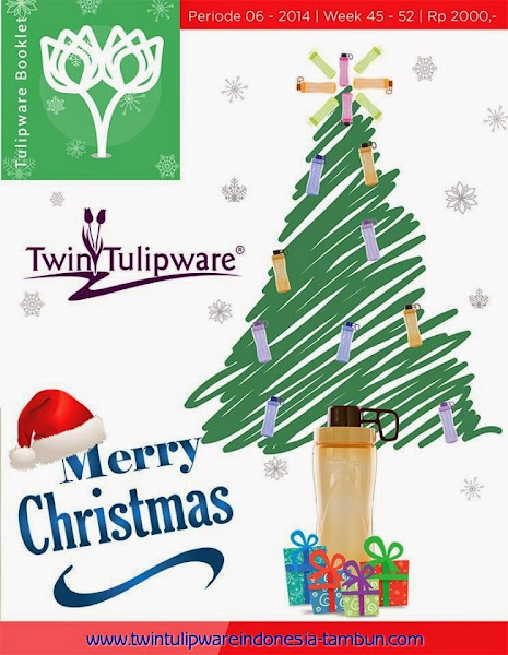 Booklet - Katalog Twin Tulipware November - Desember 2014