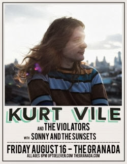 Scenester Picks: Kurt Vile at Granada on Friday