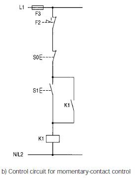 DOL Starter Wiring Diagram http://www.iamengineer.tk/2012/04/typical-circuit-diagram-of-direct-on.html