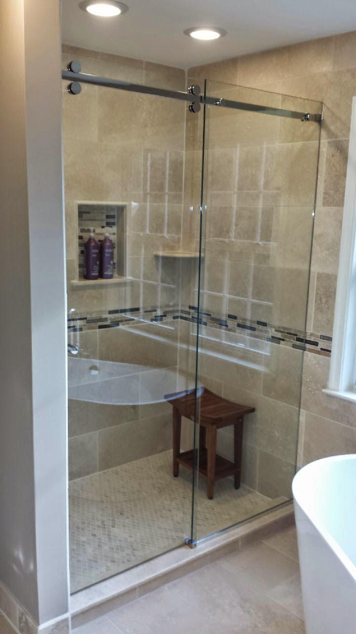 need a sliding shower door why not hydroslide sliding shower door