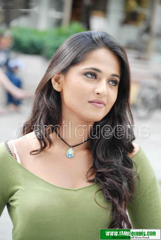 Think, Anushka shetty hot in bra can