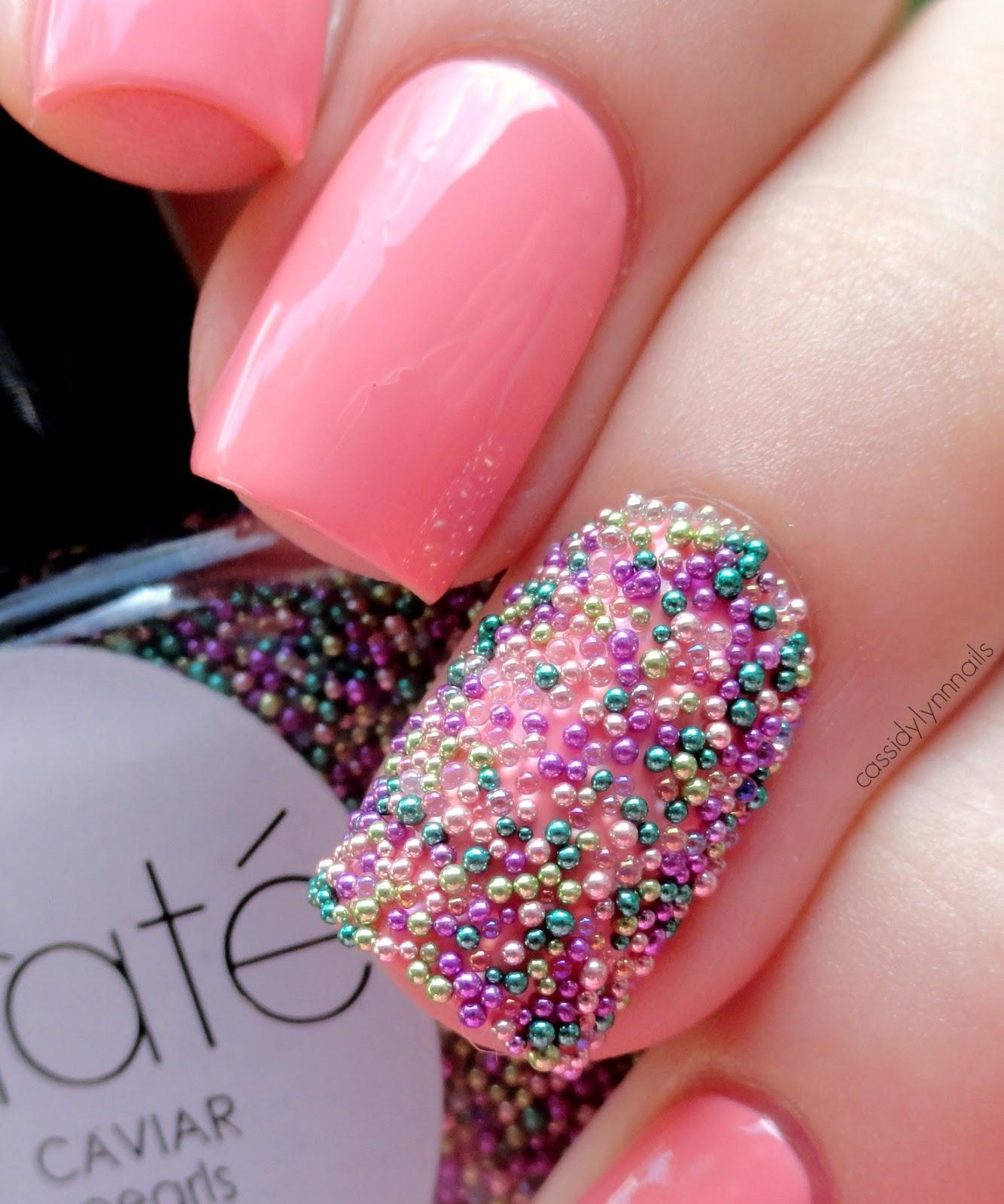 Caviar Nails: Ciaté Caviar Manicure ♥