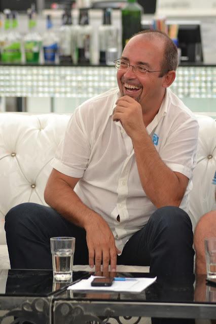 Ovidiu Ianos - actor, moderator, scenarist
