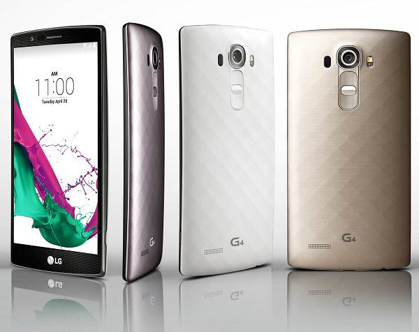 LG G4 Ceramic Cover