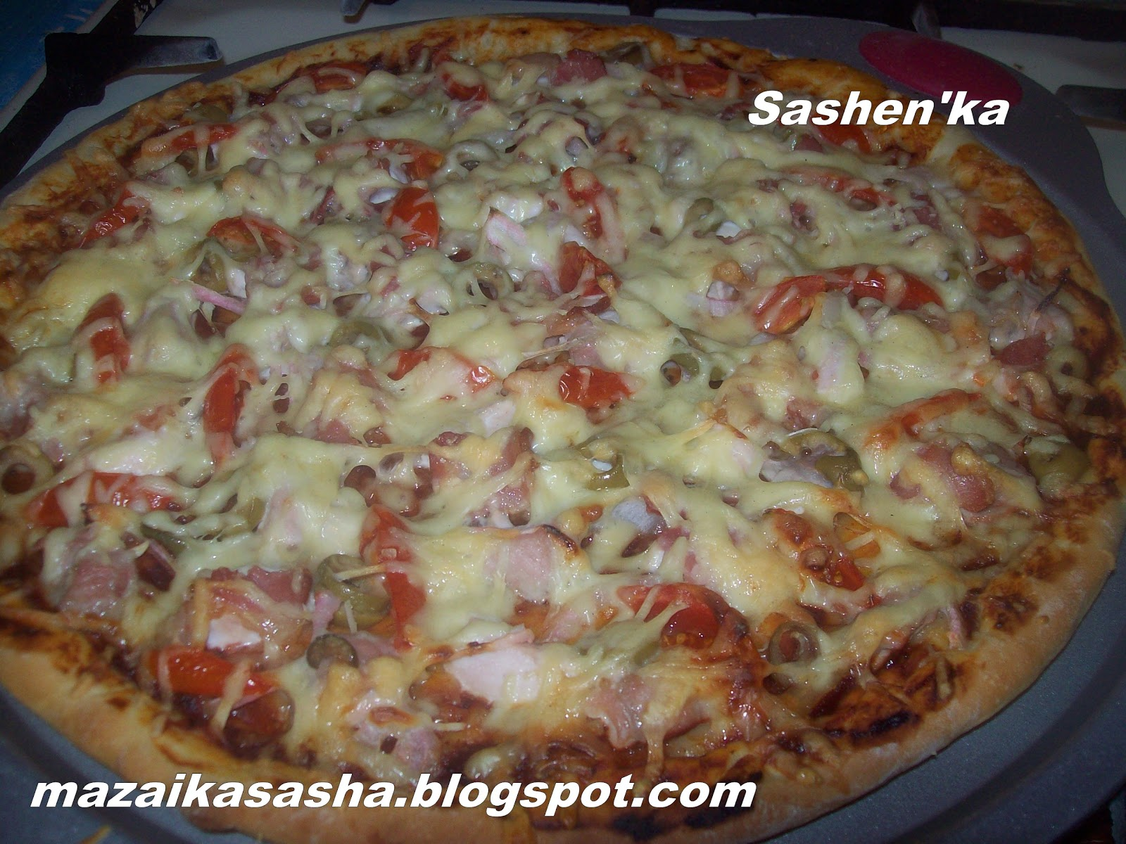 Рецепты пиццы простые и вкусные для детей