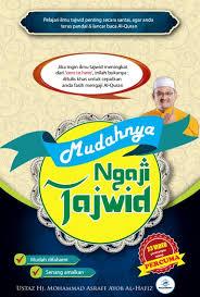 Buku Mudahnya Ngaji Tajwid