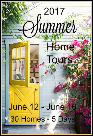 Join 21 Rosemary Lane along with 29 other bloggers for a Spring Home Tour series June 12th - 16th